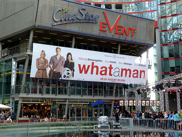 """What A Man""-Filmpremiere in Berlin"