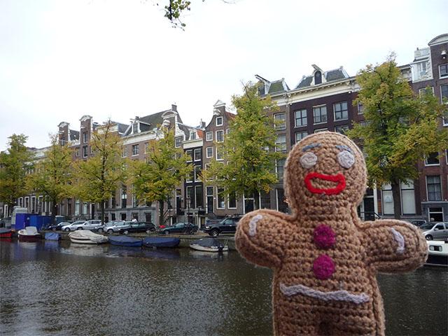 Keksmann in Amsterdam