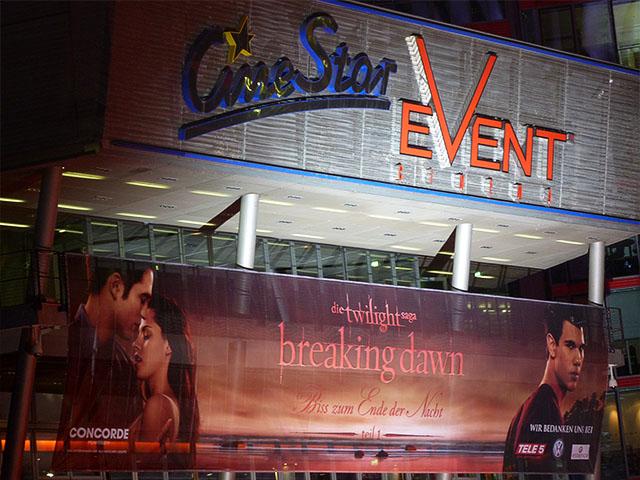 """""""Breaking Dawn""""-Premiere in Berlin"""