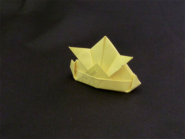 Origami Hut - Post-it