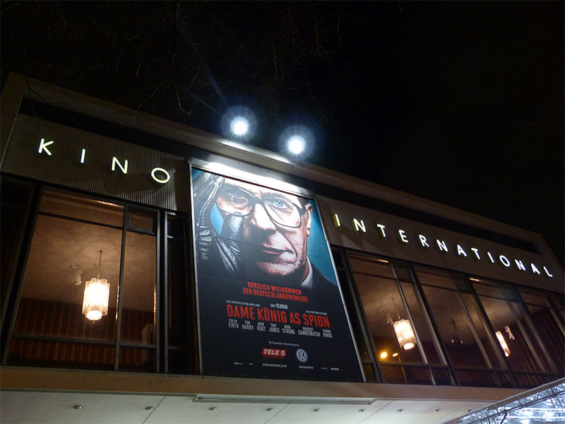 """Dame, König, As, Spion""-Deutschlandpremiere in Berlin"