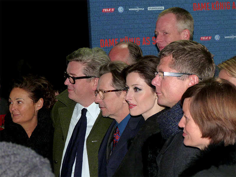 """Dame, König, As, Spion""-Filmpremiere in Berlin"