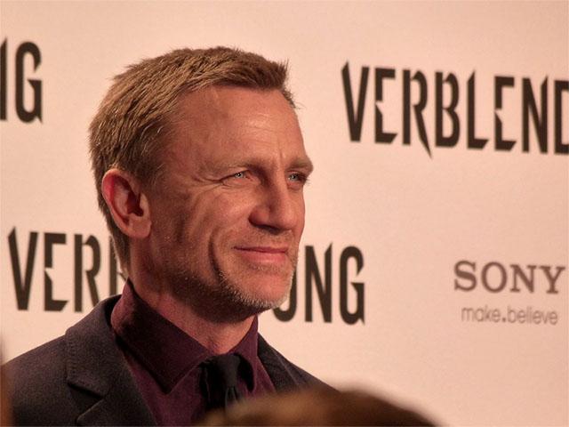 "Daniel Craig - ""Verblendung""-Filmpremiere in Berlin"