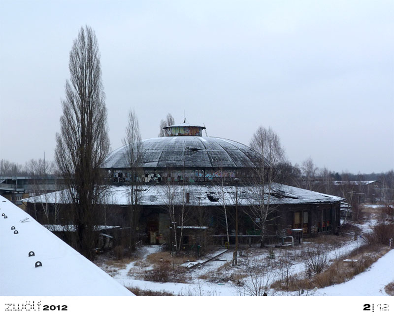 """""""Fotoprojekt zwölf"""" - Februar 2012"""