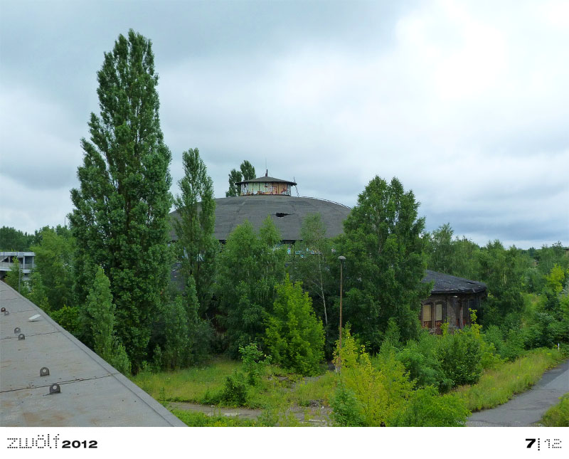 """""""Fotoprojekt zwölf"""" - Juli 2012"""