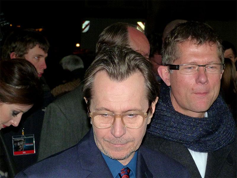 """Gary Oldman - """"Dame, König, As, Spion""""-Premiere in Berlin"""