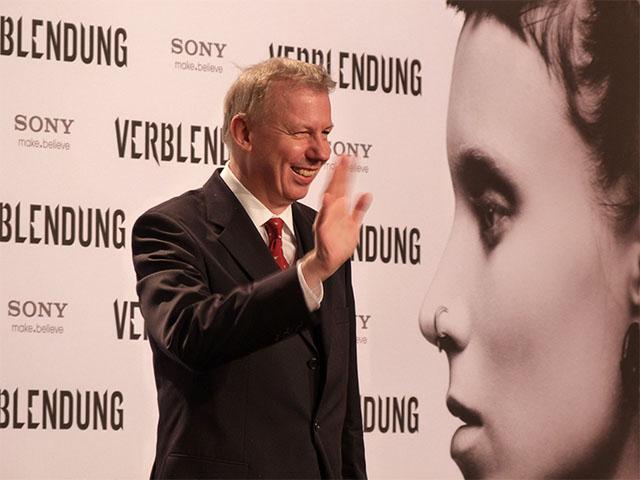 """Ludgar Pistor - """"Verblendung""""-Filmpremiere auf dem Potsdamer Platz"""