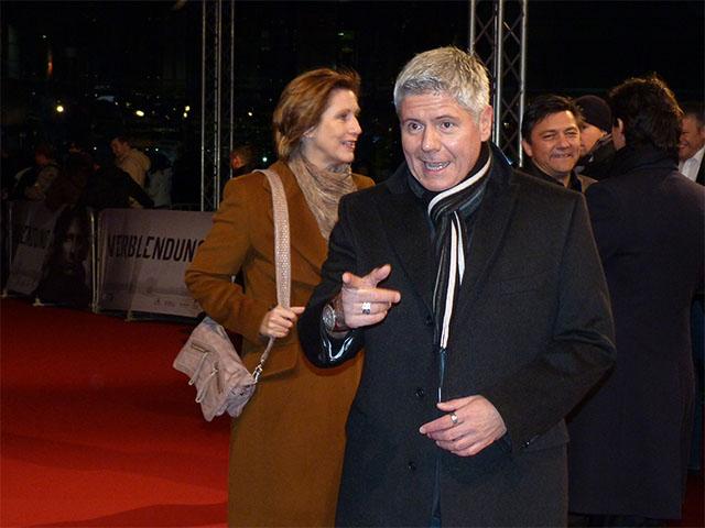 "Michael Marx - Premiere ""Verblendung"" auf dem Potsdamer Platz"