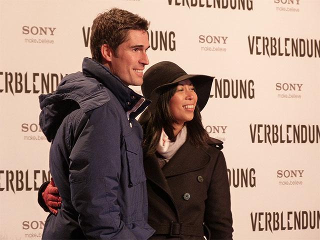 "Minh Khai Phan Thi & Ansgar Niggemann - ""Verblendung""-Filmpremiere"
