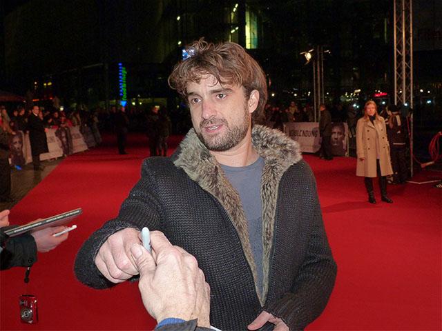 "Oliver Wnuk - ""Verblendung""-Premiere im Sony Center"
