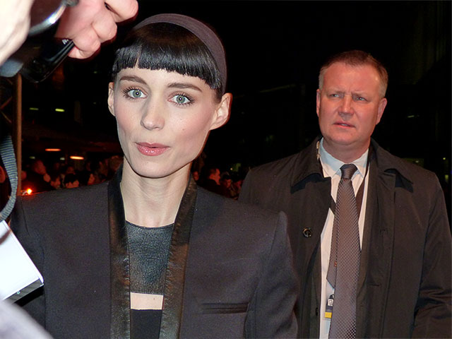 "Rooney Mara - ""Verblendung""-Filmpremiere Berlin"