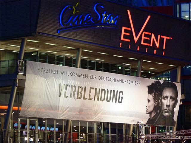 """Verblendung""-Filmpremiere in Berlin"