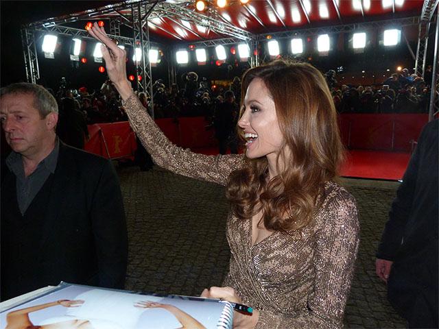 Berlinale 2012 – Angelina Jolie feiert ihr Regiedebüt