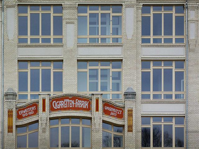 Cigaretten-Fabrik Pankow