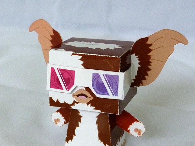 paper model Gizmo