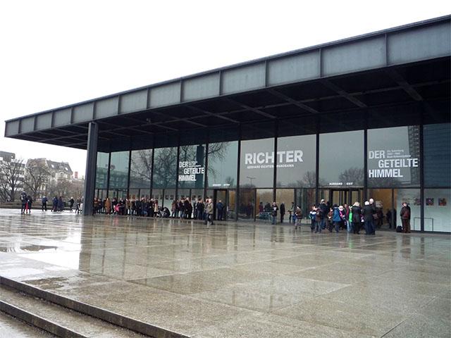 Gerhard Richter Panorama - Neue Nationalgalerie