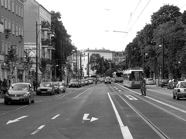 Pankow - Berliner Strasse