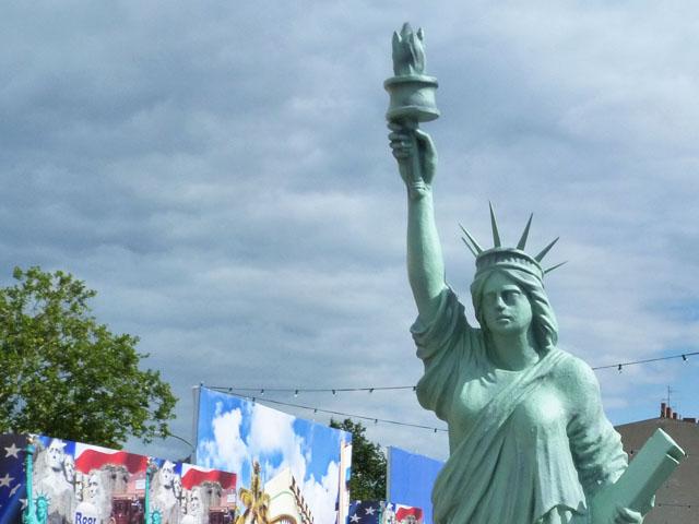 Deutsch-Amerikanisches Volksfest in Berlin – Ami-Feeling oder nicht?