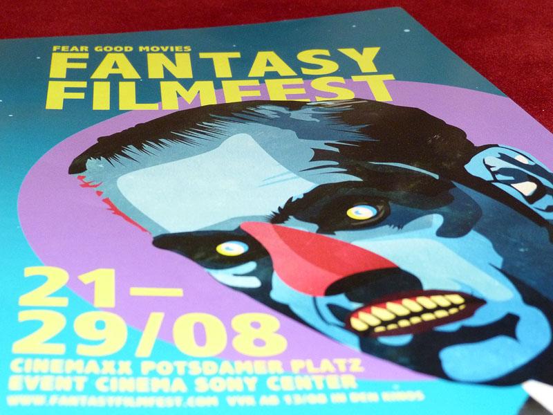 """Fantasy Filmfest 2012"" - Programmheft"
