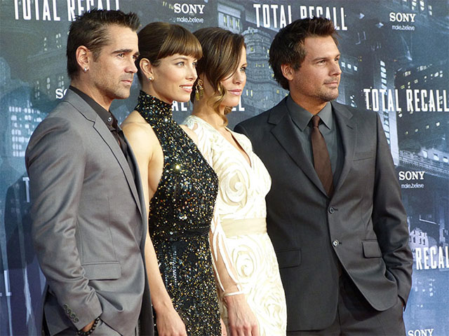 """Total Recall""-Filmpremiere in Berlin"