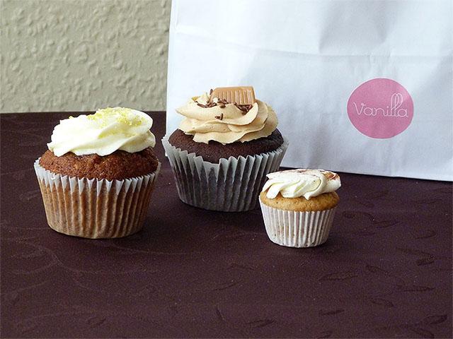 """Vanilla"" Berlin - Cupcakes"