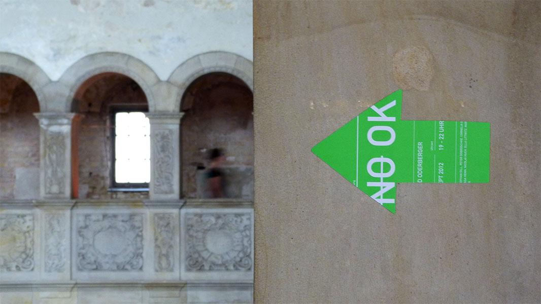 NO OK - Ausstellung im Stadtbad Prenzlauer Berg