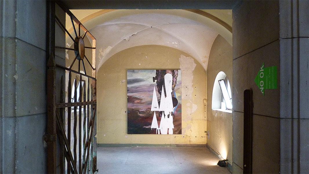 Stadtbad Oderberger Straße - NO OK Ausstellung
