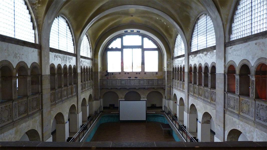 No Ok Ausstellung Im Alten Stadtbad Prenzlauer Berg