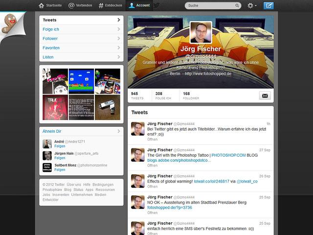 Twitter - Header
