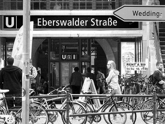 Die Eberswalder Straße in Berlin - hier kommt alles zusammen