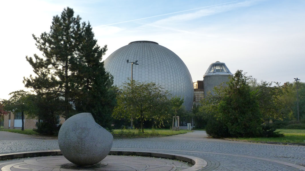 Großplanetarium in Berlin