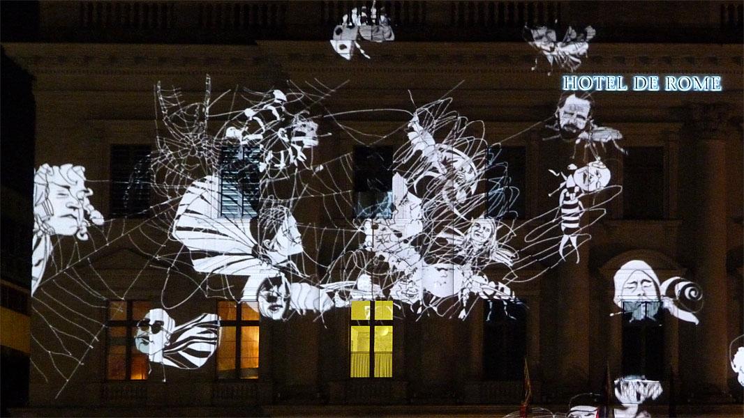 Festival of Lights 2012 - Hotel de Rome