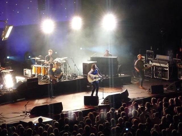Amy Macdonald - Konzert 2012 im Berliner Tempodrom