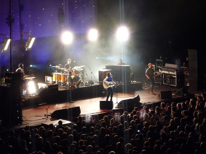 Konzert von Amy Macdonald im Tempodrom Berlin
