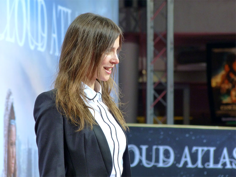 "Aylin Tezel - Filmpremiere ""Cloud Atlas"" im Sony Center"