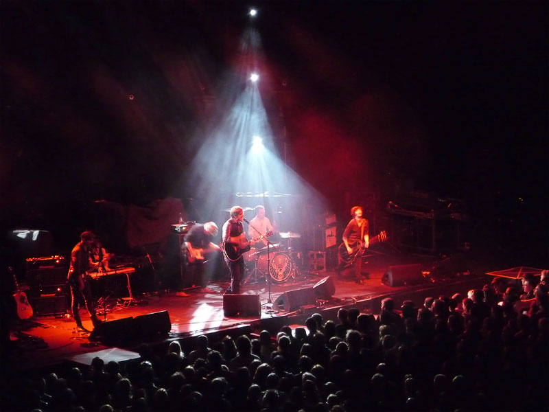 Charlie Simpson - Vorband von Amy Macdonald im Tempodrom Berlin