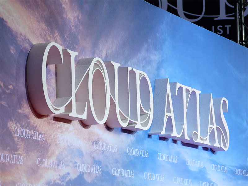 """Cloud Atlas"" Filmpremiere auf dem Potsdamer Platz"