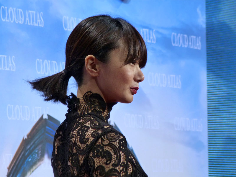 "Doona Bae - Filmpremiere ""Cloud Atlas"" in Berlin"