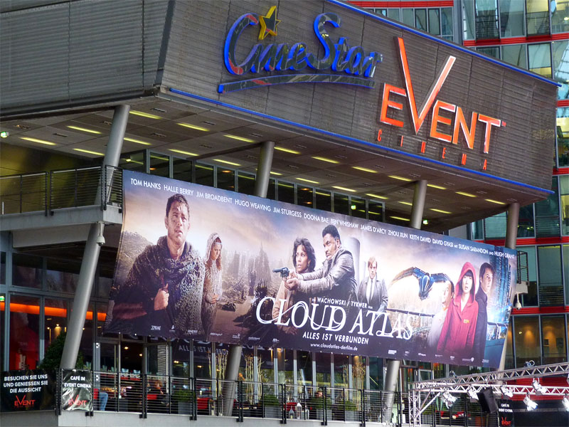 "Filmpremiere ""Cloud Atlas"" in Berlin"
