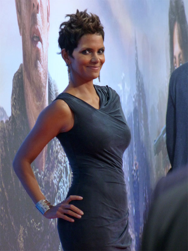 "Halle Berry bei der Premiere von ""Cloud Atlas"" in Berlin"