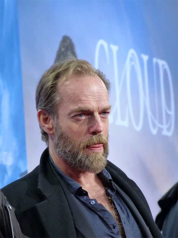 "Hugo Weaving - ""Cloud Atlas""-Filmpremiere in Berlin"