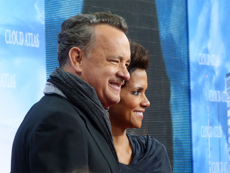 "Tom Hanks & Halle Berry - ""Cloud Atlas""-Filmpremiere Berlin"