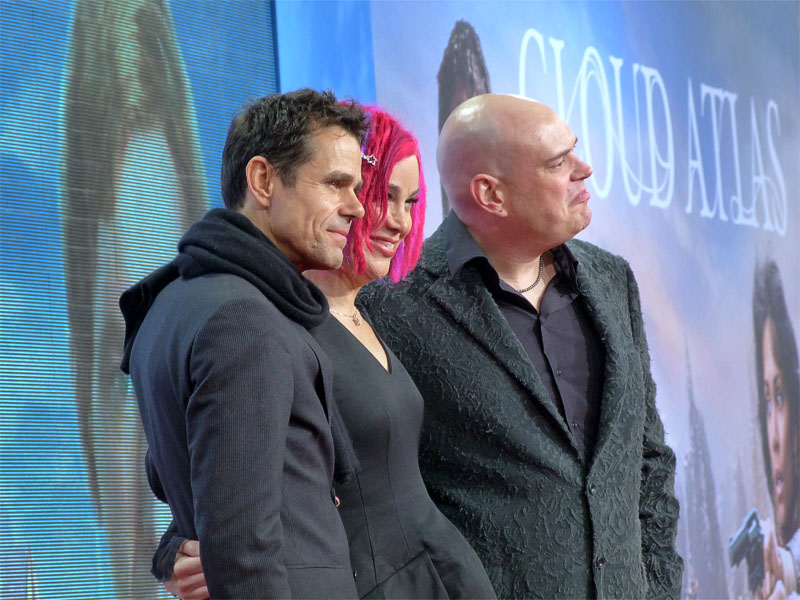 "Tom Tykwer & die Wachowski Geschwister - ""Cloud Atlas""-Premiere Berlin"
