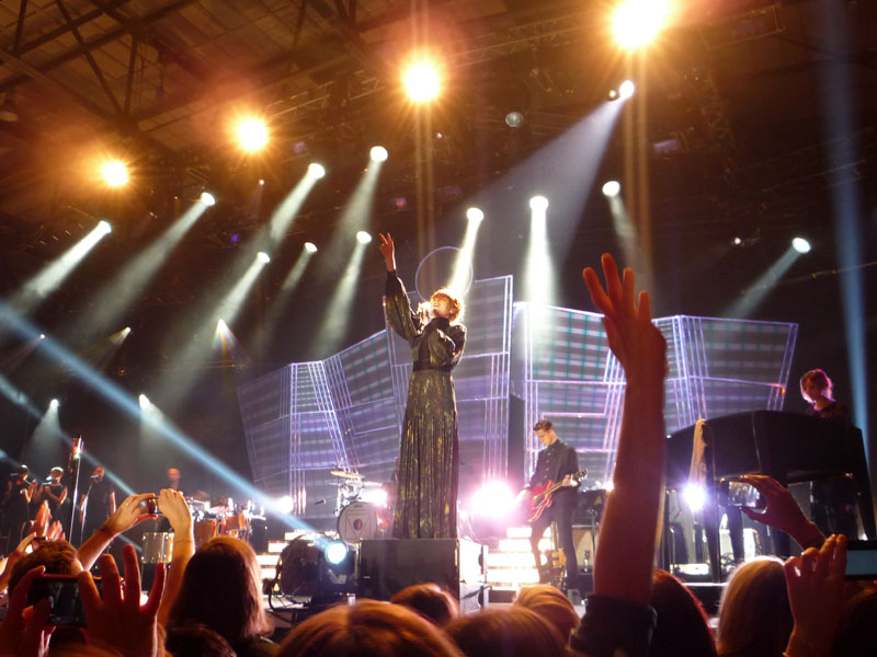 Florence + the Machine in Berlin