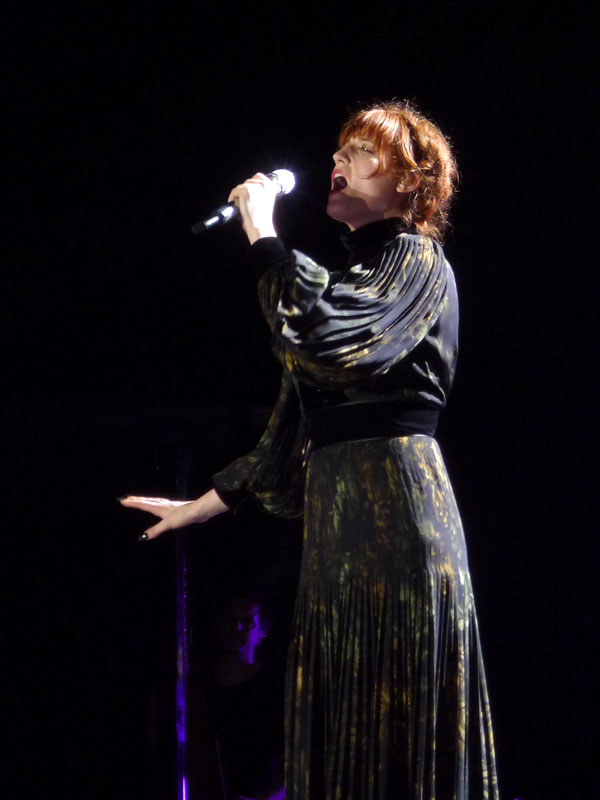 Florence Welch - Sängerin von Florence + the Machine