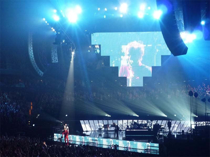 Konzert von Muse in Hamburg