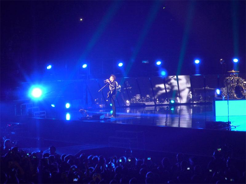 Muse-Konzert in Hamburg