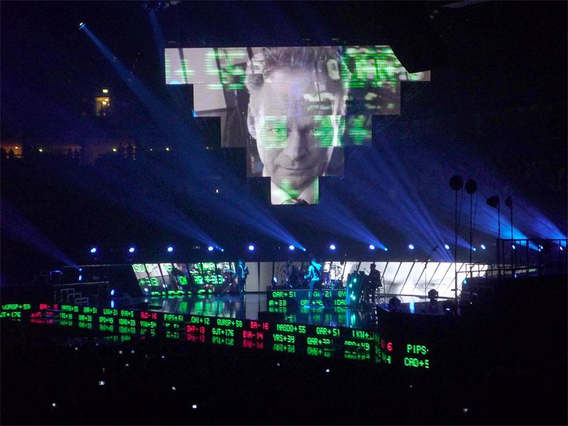 Muse-Konzert Hamburg