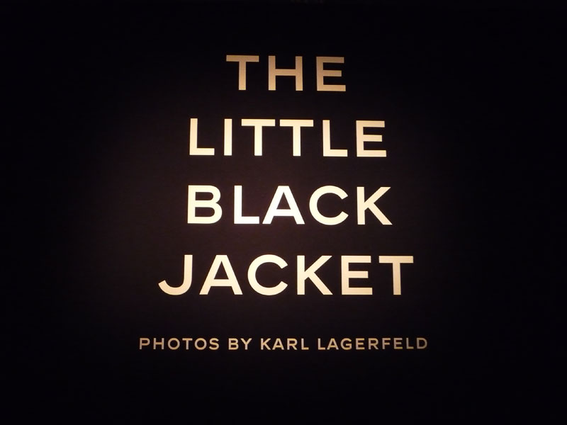 """The Little Black Jacket"" - Logo"