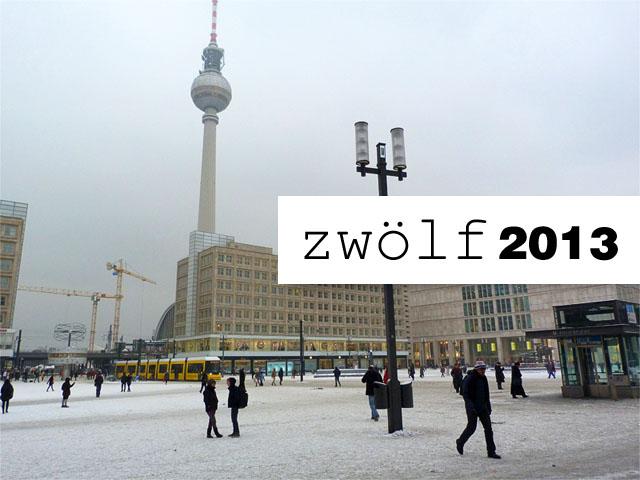 Fotoprojekt zwölf2013 - Alexanderplatz